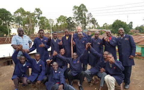 Kenia Team